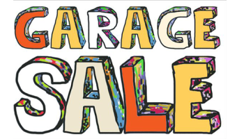 March Garage Sale